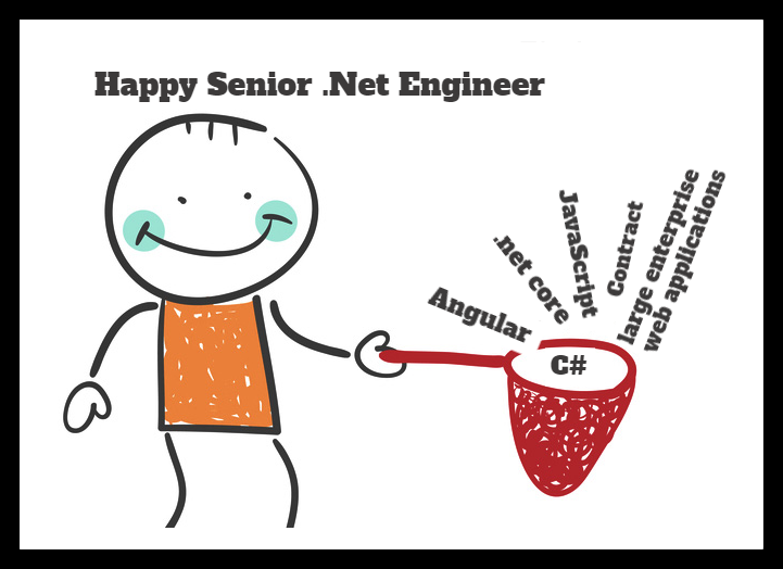 Senior Software Engineer .Net dotnet remote Limerick