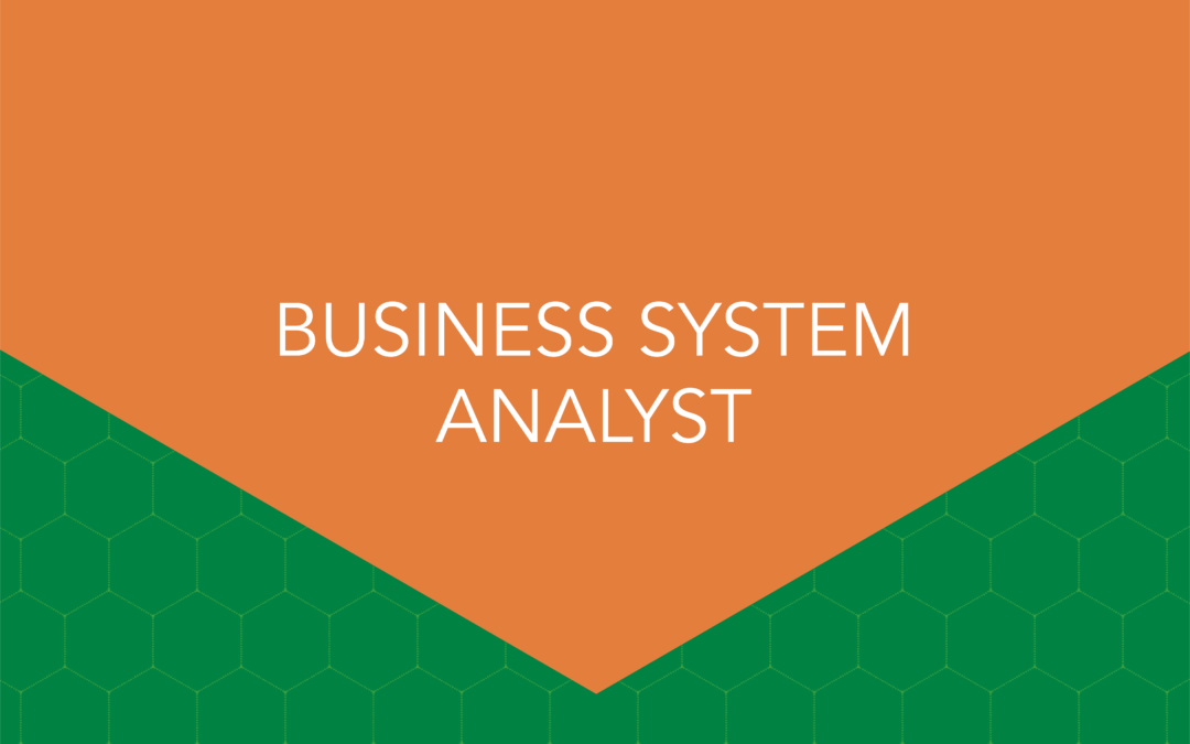 Looking for System Analyst Pharma Galway