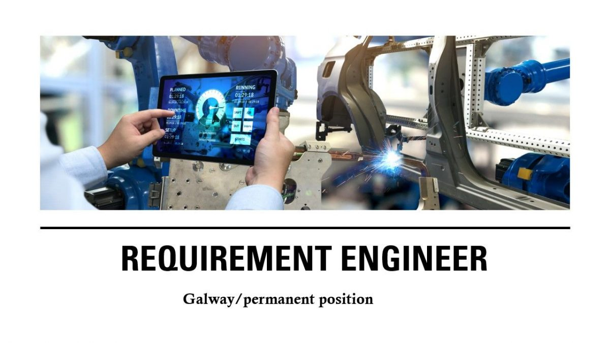 Requirement Engineer QPTech