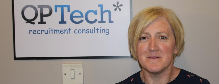 Ann O'Donnell - QP Recruitment