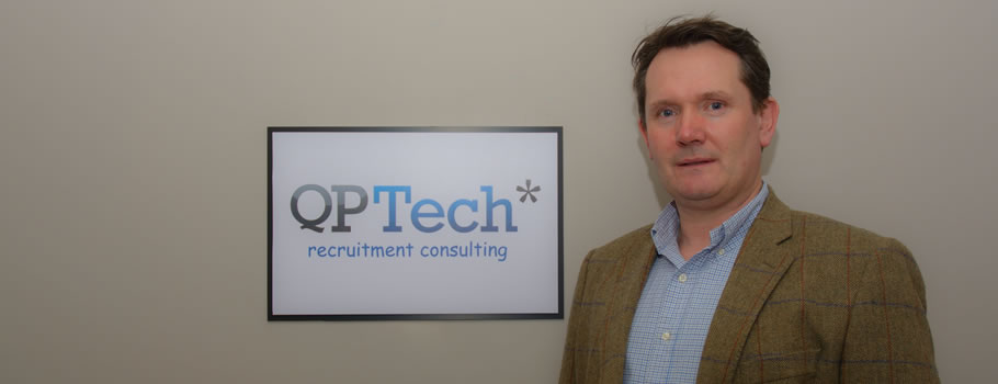 Mike Minihan - Founder of QPTech